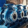 Насос 2КМ-6 центробежный, консольно-моноблочный для воды