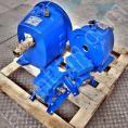 Мотор-редуктор цилиндрический 1МЦ2С-125Н под двигатель АИР112М4(5,5х1500об.)