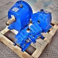 Мотор-редуктор цилиндрический 1МЦ2С-125Н под двигатель АИР132S4(7,5х1500об.)