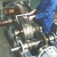 Мотор-редуктор планетарный одноступенчатый 3МП40 (112-460) об.