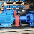 Консольный насос К200-150-250 центробежный для воды